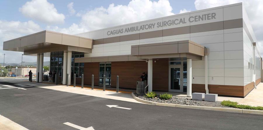 Invierten $16 Millones en un Nuevo Centro de Cirugía Ambulatoria en Caguas