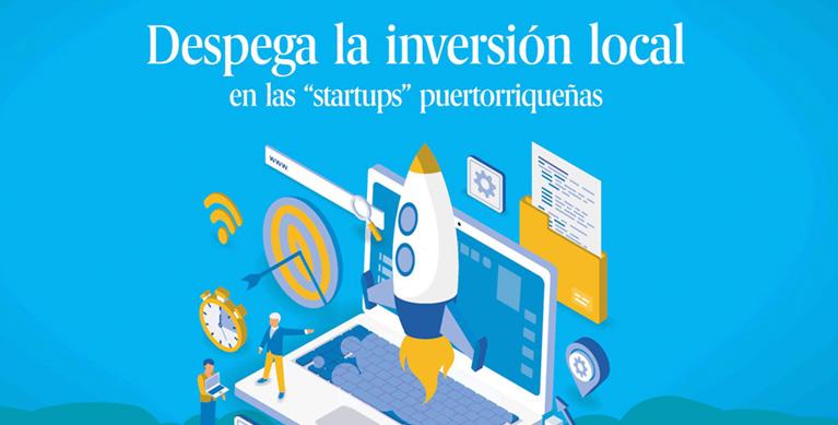 """Despega la inversión local en las """"startups"""" puertorriqueñas"""